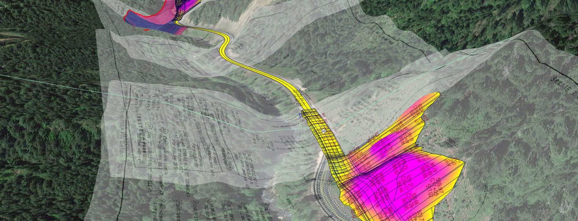 Canyon Highway Gridmap />